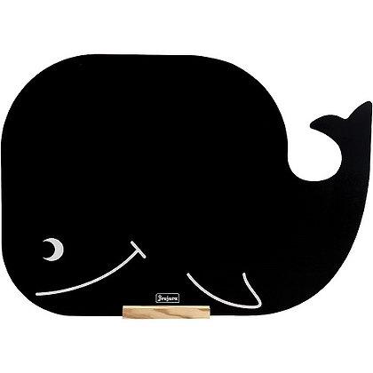 Blackboard - Mural Board Whale By jeujura