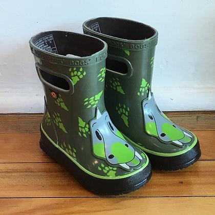BOGS rain boots / Dino