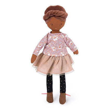 Parisiennes - Mademoiselle Rose doll By Moulin Roty.