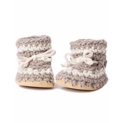 PADRAIG COTTAGE SLIPPERS 3-12 MONTHS