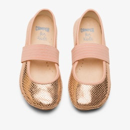 CAMPER Right 80025-132 GOLD/PINK