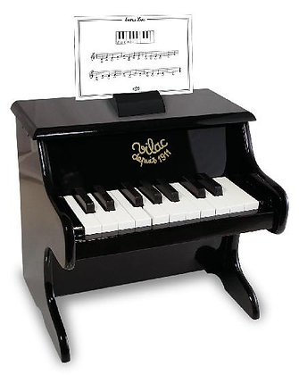 Music - Piano with scores, black BY VILAC