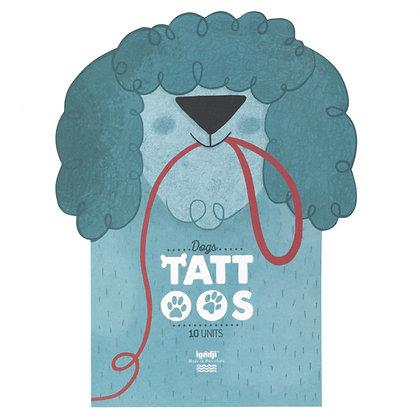 Tattoos - Dogs  By Londji