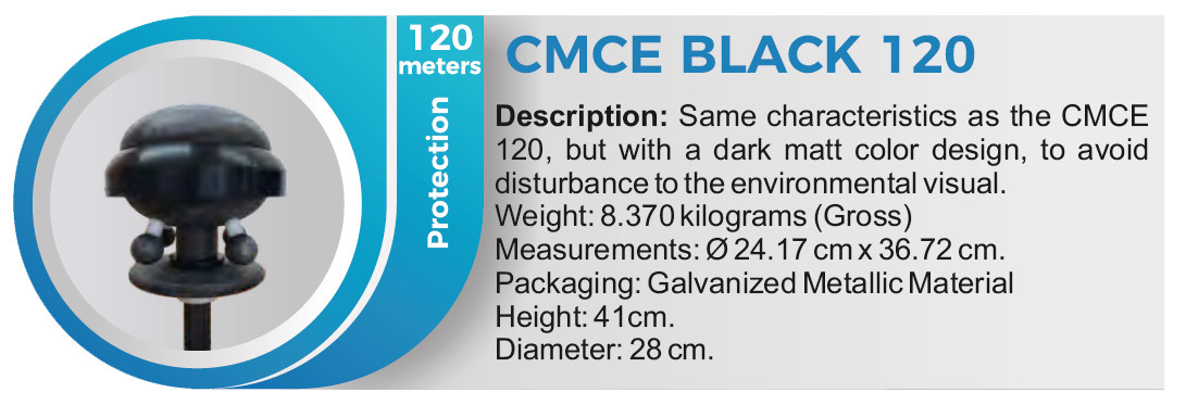 CMCE BLACK 120