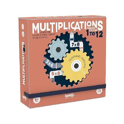 Game - Multiplications By Londji
