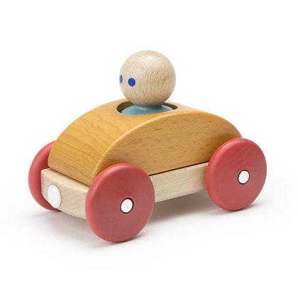 TEGU Magnetic Racers- Orange Racer