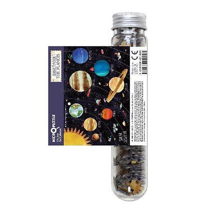 Micropuzzle - Planets 150pc By Londji & Carmen Saldaña