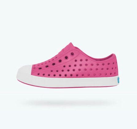 NATIVE JEFFERSON HOLLYWOOD PINK  SIZE 11-4J