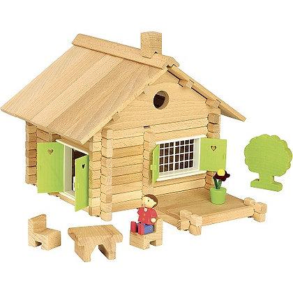 Log House 135 pcs By jeujura