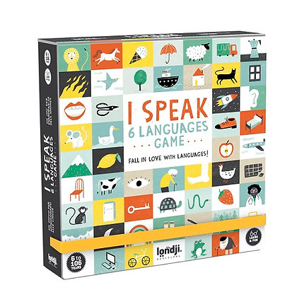 Game - I Speak 6 Languages By Londji & Queralt Armengol