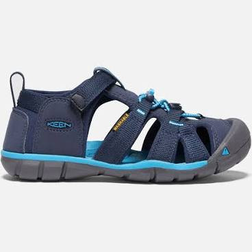 KEEN SEACAMP Colour: Black Iris/Vivid Blue 8-5J