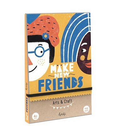 Art & Crafts - Hang with Friends By Londji & Queralt Armengol