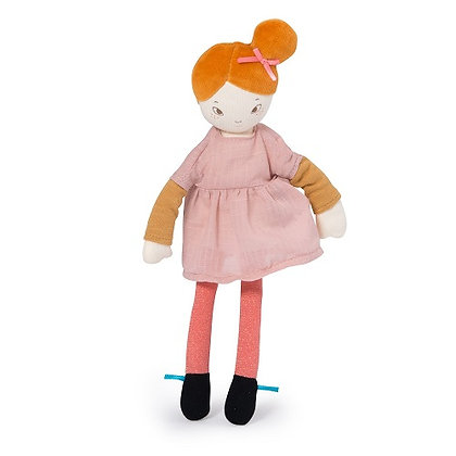 Parisiennes - Mademoiselle Agatha doll By Moulin Roty