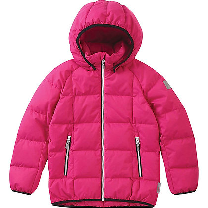REIMA Kids' down jacket Jord PINK