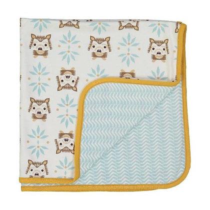 Coq en Pate - Hedgehog Blanket 100% ORGANIC COTTON