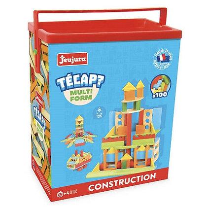 Construction - TECAP Multiform 100pcs By jeujura