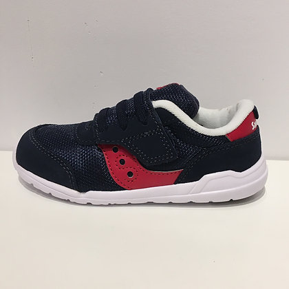SAUCONY JAZZ RIFF NAVY/RED