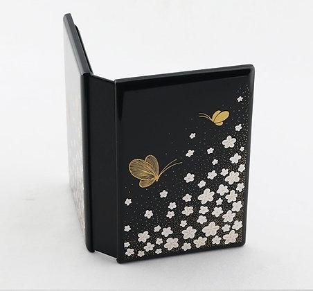 新位牌 花と蝶 (17,000)