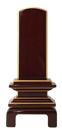 凛位牌 京の梅 紫檀 (39,000)