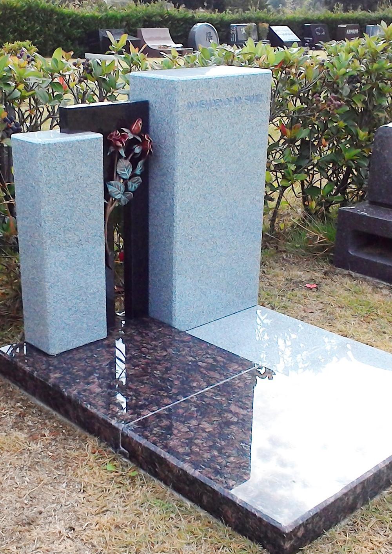 デザイン墓 名古屋市みどりが丘公園墓地