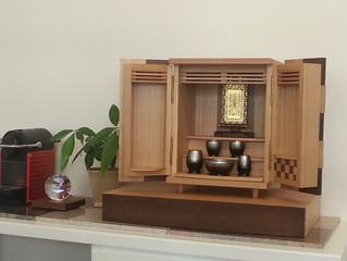 お仏壇を選ぶとき