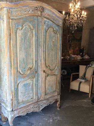 Armoire provençale fin XIXème