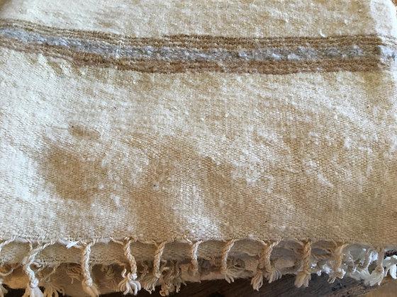 Couverture Berbère en laine