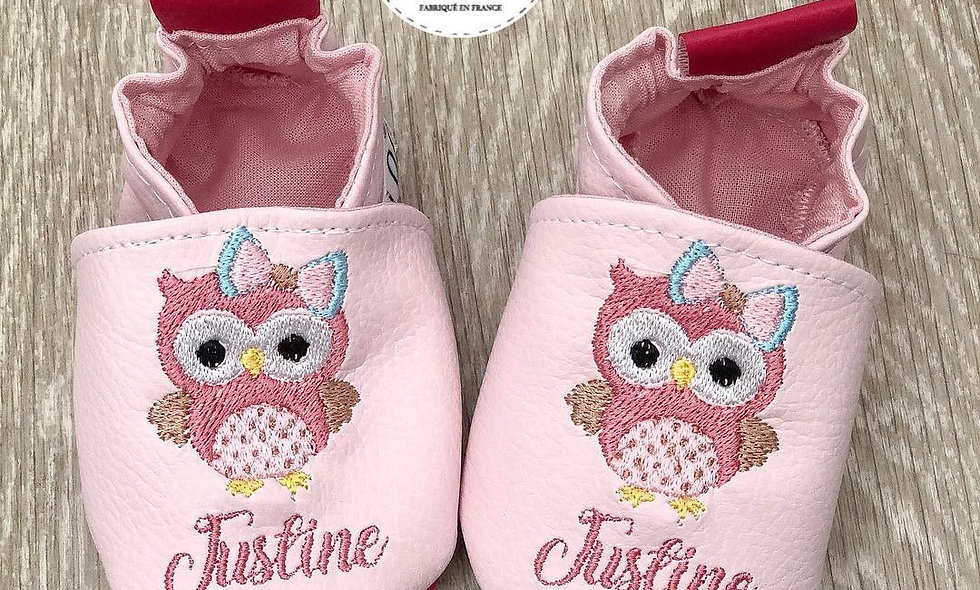 Chaussons Chouette