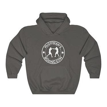 McGowan's Hooded Sweatshirt - White