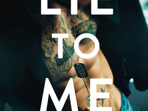 surprise book release—lie to me!