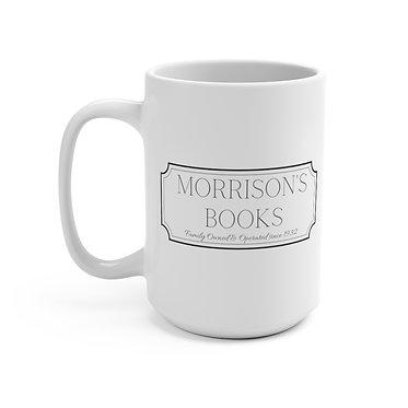 Morrison's Books Mug