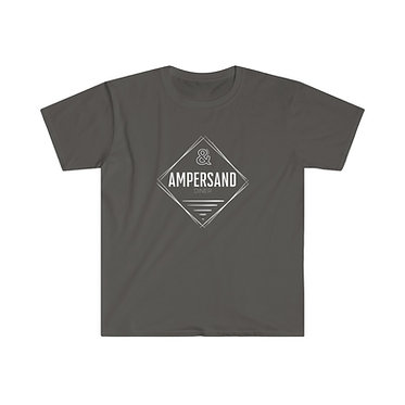 Ampersand  T-Shirt - White