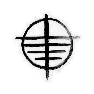Borello Symbol Sticker