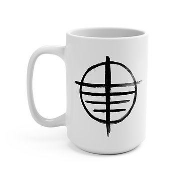 White Borello Mug