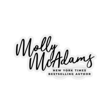 Molly McAdams Sticker
