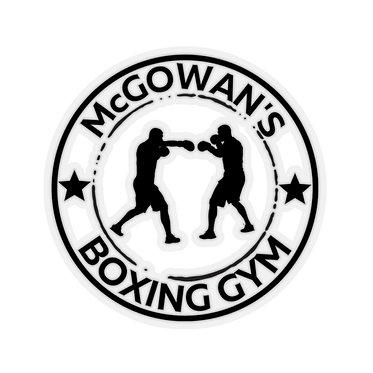 McGowan's Sticker
