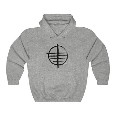 Borello Symbol - Hooded Sweatshirt