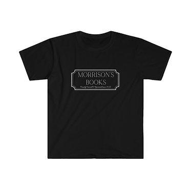 Morrison's Books T-Shirt - White
