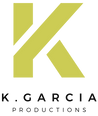 K. Garcia Productions Logo