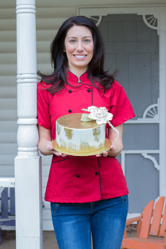 Lauren, Wingate's Cake Design
