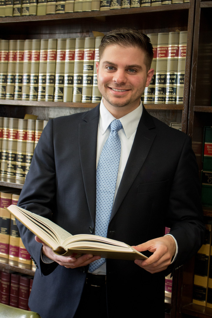 Christopher Carreiro, Lawyer