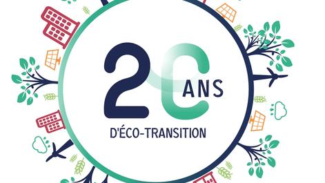 👏 20 ans d'éco-transition, ça se fête !
