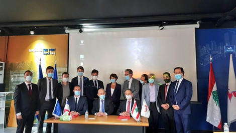 Neo-Eco en mission au Liban #2 : Valorisation des grains des silos suite aux explosions en Aout 2020