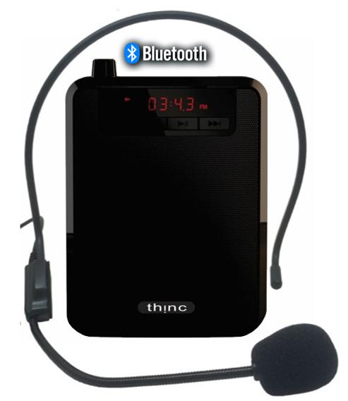 Bluetooth Black Betty + Wireless Microphone