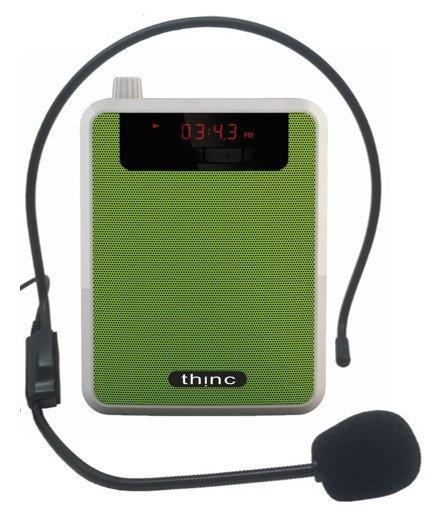 Greenie + Wireless Microphone
