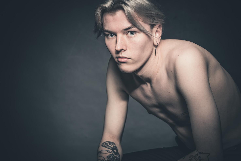 Model Shoot - Ben King