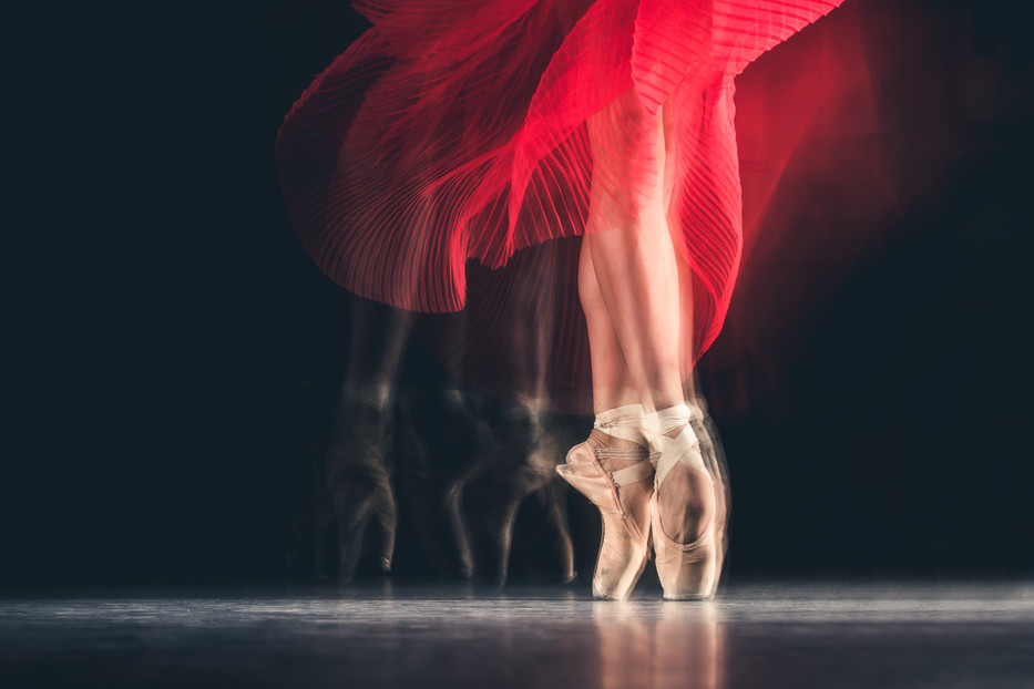 The beauty of movement