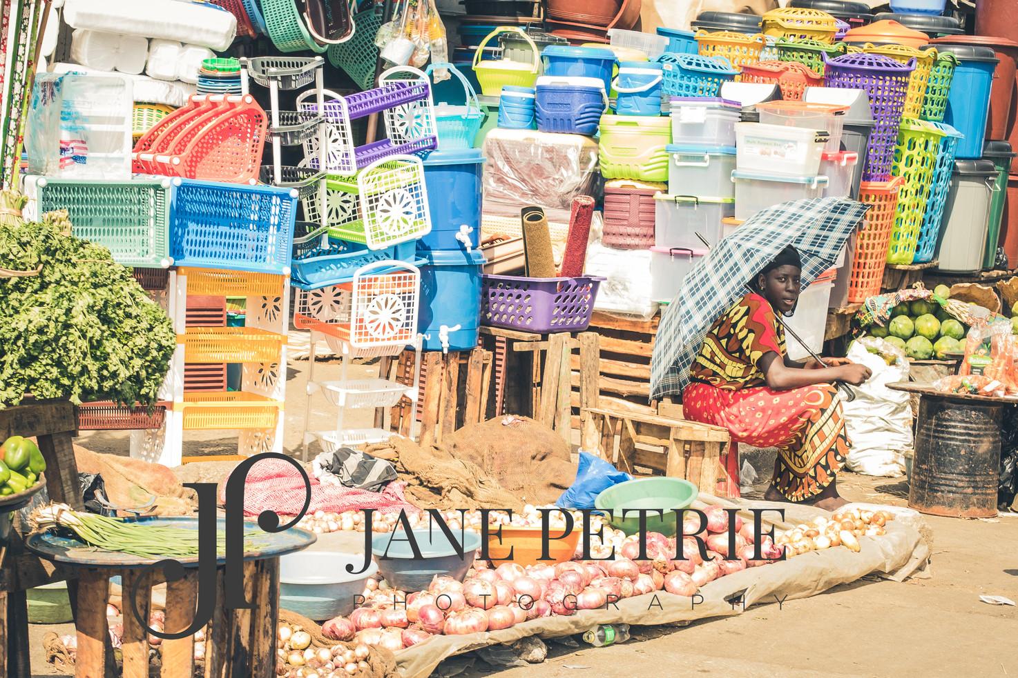 Ivory Coast market