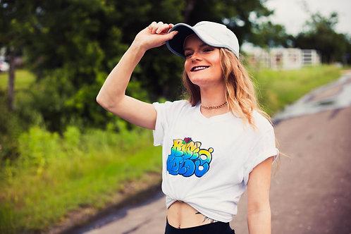 Rose Gold Co. Graffiti Premium Tee Shirt