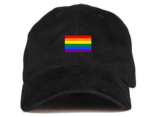Rainbow LGBTQIA Pride Hat